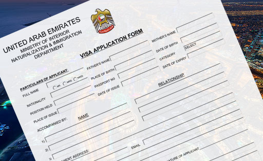 Visa Types for Dubai UAE