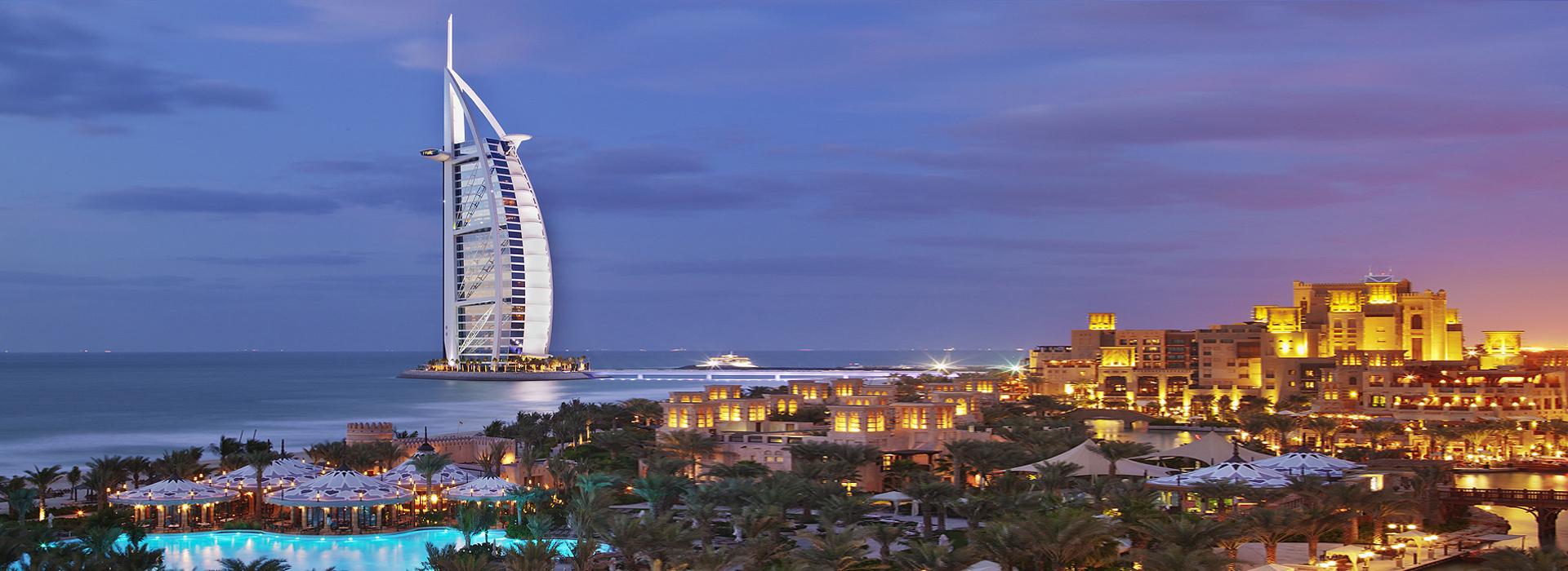 Visum für Dubai Vereinigte Arabische Emirate